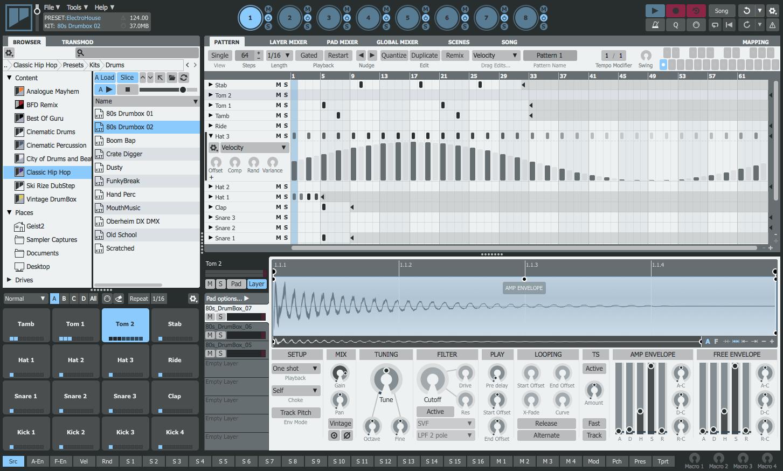 Drum Machine Patterns Pdf