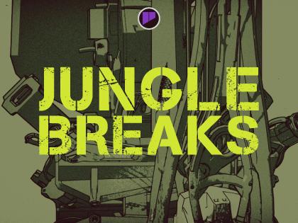 FXpansion - Geist Expander: Jungle Breaks