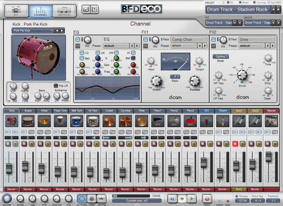 echo sound software free download pc